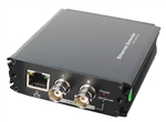 Ethernet Extender Over Coaxial Cable: Camera Side Unit