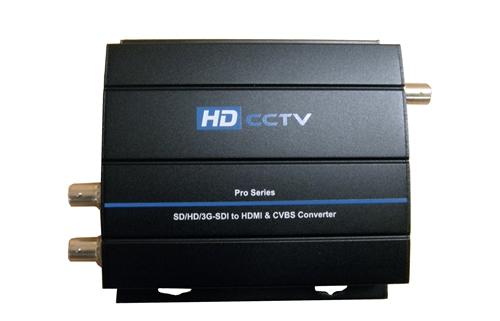 Sd  Hd  3g-sdi To Hdmi  U0026 Cvbs Converter