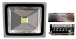 30W EPISTAR LED Floodlight with Power Supply 24V DC