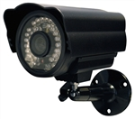 35 IR True Day & Night Weatherproof Camera, 6mm Lens