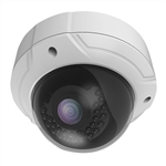 Sentry US 4MP VF IR Dome IP Camera with Audio
