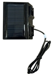 External Solar Cell Charger