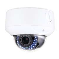 TVI 2M 1080P IR Dome 2.8-12mm Lens