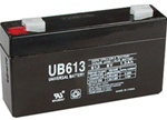 Universal Power Sealed Lead Acid Battery 6V 1.3Ah