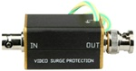 Video Ground loop Isolator, Surge protectors, Single Channel Video Surge Protector, UTP balun